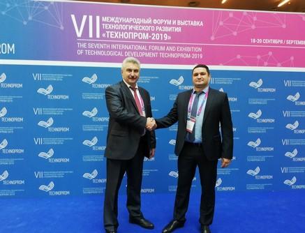 AGREEMENT ON COOPERATION BETWEEN BELARUSIAN-RUSSIAN UNIVERSITY AND AMKODOR-ROSMASH