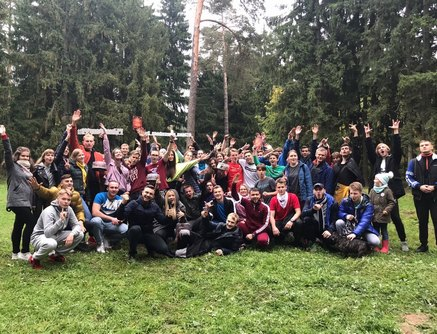 WINNER OF FRESHERS COMPETITION ANNOUNCED AT BELARUSIAN-RUSSIAN UNIVERSITY