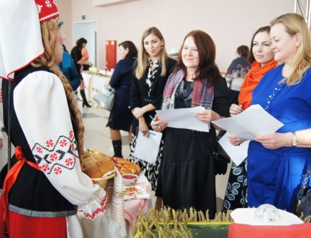 TEACHERS OF DEPARTMENT OF HUMANITIES VISITED NOVOSIBIRSK CENTER OF BELARUSIAN CULTURE